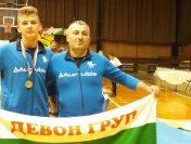 Йоан Кесяков стана част от националния отбор