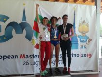 Елена Ранчева със сребърен медал от Европейски игри за ветерани в Торино