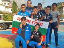Нови 6 медала за борците от турнира в Згориград