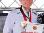Елица Тодорова стана вицешампионка по крос кънтри в Черна гора