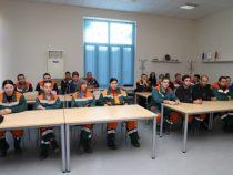 """9 практиканти започват работа в """"Елаците-Мед"""" АД"""