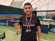 Тихомир Мичев отново шампион при ветераните