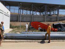 Сериозен напредък в изграждането на двете инсталации в депото за ТБО
