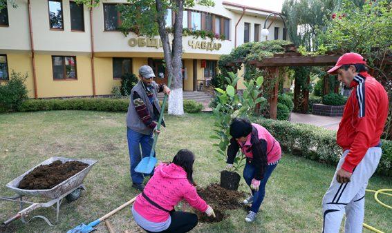 "В Златица и Чавдар стартира инициативата ""Нашето зелено утре"""