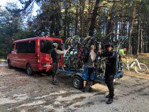 """Zlatitsa Bike Jamboree"" – екстремни спускания"