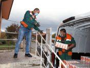 """""""Елаците-Мед"""" АД осигурява основни хранителни продукти за една година на социалните патронажи в пет общини от Средногорието"""