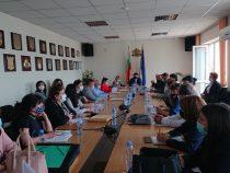 Областният управител на Софийска област Радослав Стойчев се срещна с кметовете на общините относно изборния процес