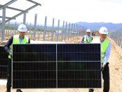 "Стартира изграждането на фотоволтаичен парк ""Аурубис-1"""