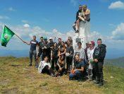 Покорихме и връх Руен в Осоговската планина