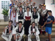 """Ансамбъл """"Средногорие"""" с първа награда от фестивал """"Фолклорни нюанси"""" в Слънчев бряг"""