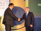 Проф. дтн инж. Цоло Вутов и Група ГЕОТЕХМИН са отличени с пет награди