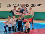 "Златишките борци с 4 сребърни и 4 бронзови медала от ""Купа Славия"""