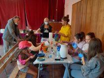 Детска палитра в Буново