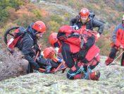 Спасиха мъж, открит в безсъзнание в Стара планина
